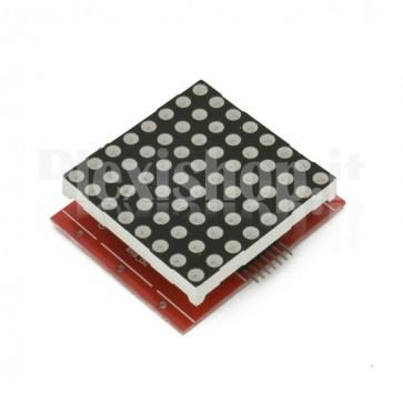 LED matrix module 8x8 dot