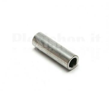 Distanziale in alluminio cilindrico per sistemi V-Slot da 10mm di diametro, lunghezza 40mm