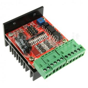 TB6600 driver for stepper motors