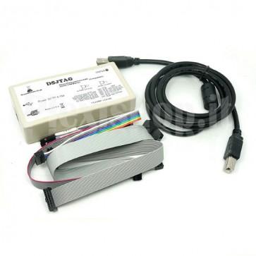 DSJTAG USB 2 in 1 per dispositivi FPGA/CPLD