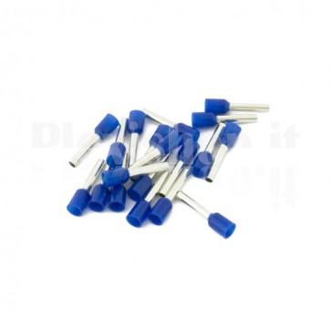 Puntale boccola singolo a crimpare - E2512