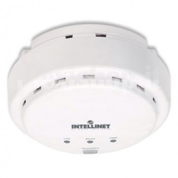 Access Point alta potenza Wireless 300N PoE a soffitto o muro