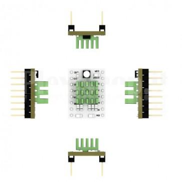 Expansion board Zum Scan Ciclop controller per Arduino UNO