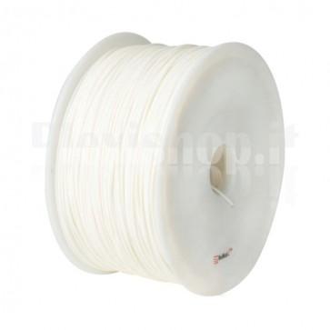 Filo ABS per stampa 3D 1.75mm – Bianco