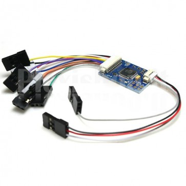 8-channel PPM Encoder