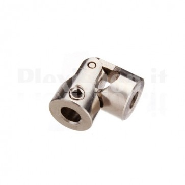Universal joint for shafts 4 X 3,175mm