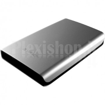 Hard Disk Esterno 2.5'' Store 'n' Go 500Gb USB 3.0 Silver