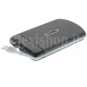 Hard Disk Esterno 2.5'' Tough Drive Mini SSD USB 3.0 256GB