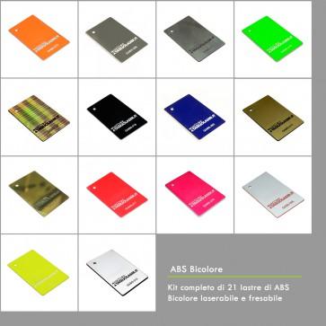 ABS Double Colour Kit