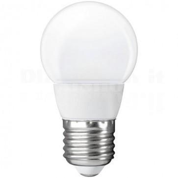 Lampada a LED E27 4,5 W 320 Lumen Bianco Caldo, Classe A+