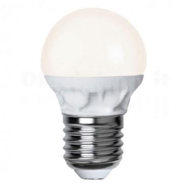Lampada LED Globo E27 Bianco Caldo 3,2W Classe A+