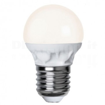 Lampada LED Globo E14 Bianco Caldo 3.2W Classe A+