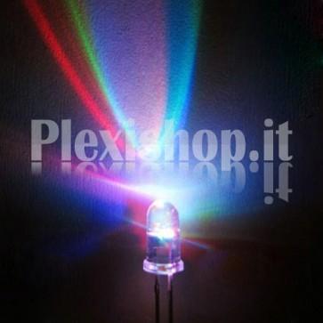 Led RGB 5mm - Automatico Quick Flash