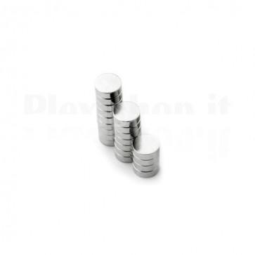 Magnete Neodimio - Cubetto 40x40x20 mm