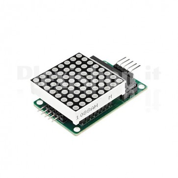 8x8 Led array module