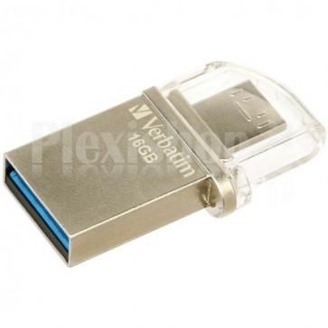 Memoria USB 3.0 Verbatim OTG 16GB