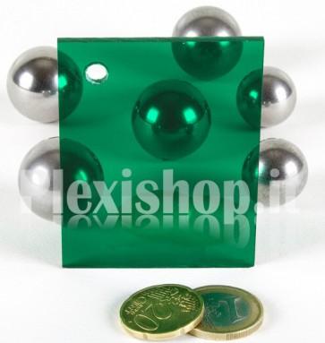 Green 1 ACRIDITE 220 Plexiglass