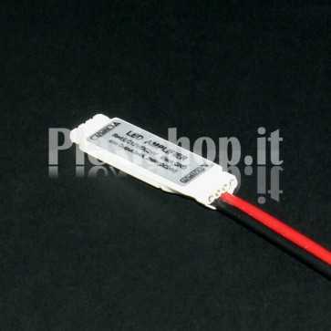 Mini amplificatore RGB Ultra Slim