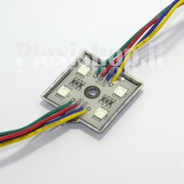 Modulo 4 Led RGB