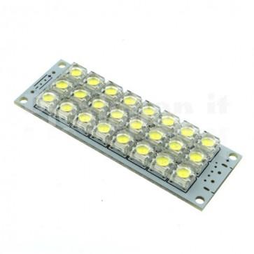 LED module with 24 high brightness LED, 5VDC