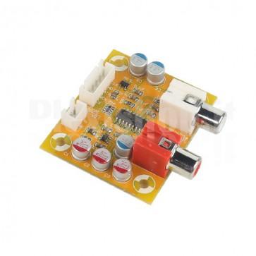Modulo Audio Stereo DAC per Arduino, PCM5102