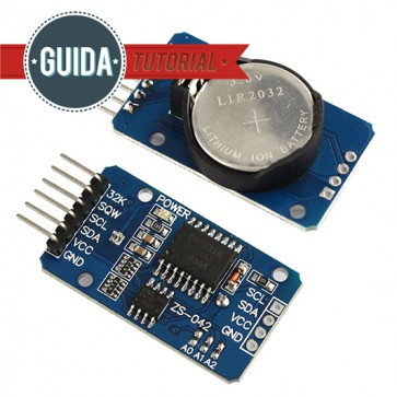 Modulo Clock Real time DS3231