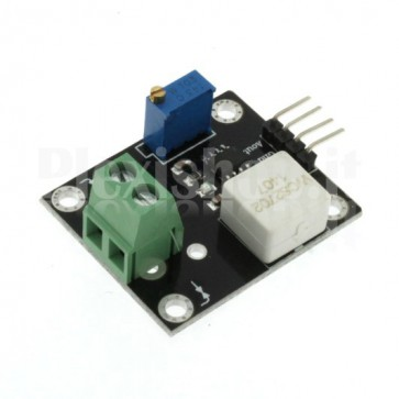 Module with WCS2702 current sensor