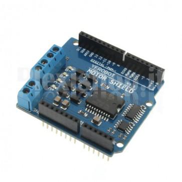 Modulo DFRobot DFrduino per Arduino
