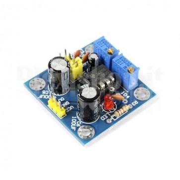 Modulo generatore d'impulsi con duty cycle regolabile