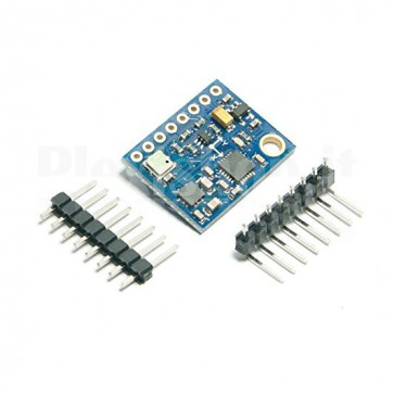 GY-87 module, 10-axis accelerometer gyroscope magnetometer