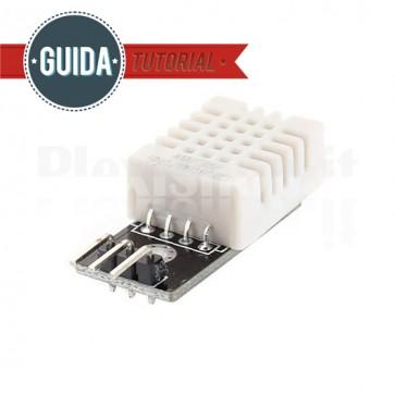 Modulo igrometro DHT22