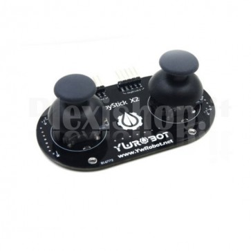 Modulo joystick con doppio stick analogico