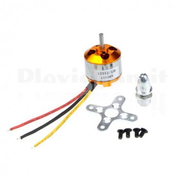 Brushless motor A2212/13 KV1000