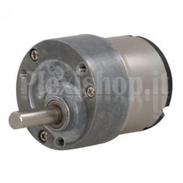 Motore elettrico con riduttore di giri, HN-GH12-1035Y, 12Vcc 57RPM
