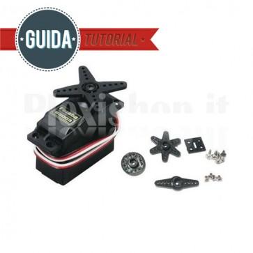 Servocomando TowerPro SG90 Mini Servo