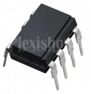 Fotoaccoppiatore 4N25 con uscita di tipo transistor NPN