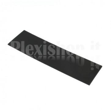Piastrina magnetica adesivizzata 100x30x1 mm