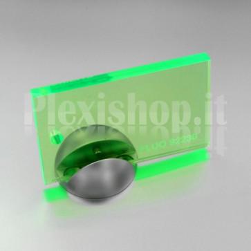 Plexiglass 92230 Verde Fluorescente