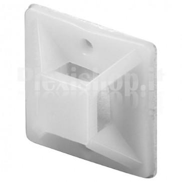 Passante Adesivo per Fascette 100 pz