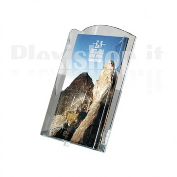 Clear Brochure Holders A4 (210 × 297 mm)