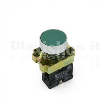 Pulsante industriale Verde 1xNC