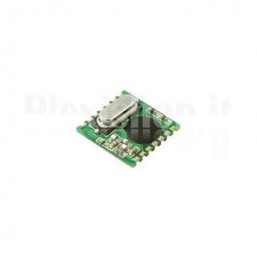 Modulo Ricetrasmettitore Dati RFM12
