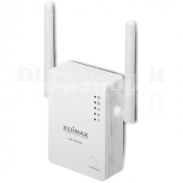 Nano Powerline 500 Mbps con Extender Wireless