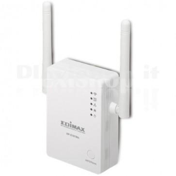 Nano Powerline 500 Mbps con Extender Wireless