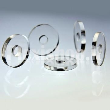 10 Washers diam. 5mm hole 2mm