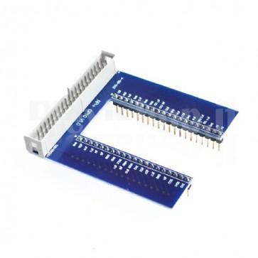 Scheda di espansione GPIO per Raspberry Pi, blu