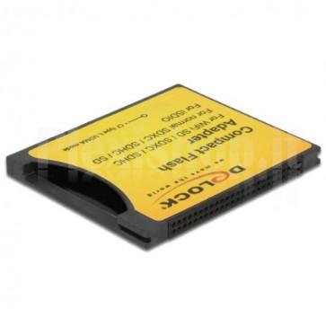 Scheda di Interfaccia e Adattatore iSDIO (WiFi SD), SDHC, SDXC per CF