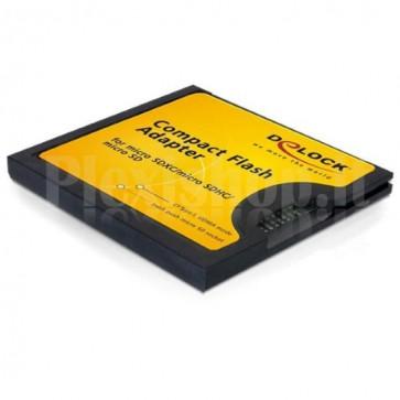 Scheda di Interfaccia e Adattatore MicroSD su slot CF