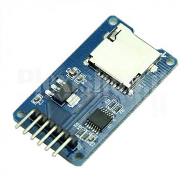Scheda di interfaccia SPI - Micro SD