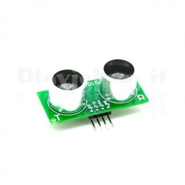 Sensore di misura a ultrasuoni HC - SR04 , 2-400cm